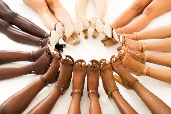 Wide Range of Skin Tone Shoes
