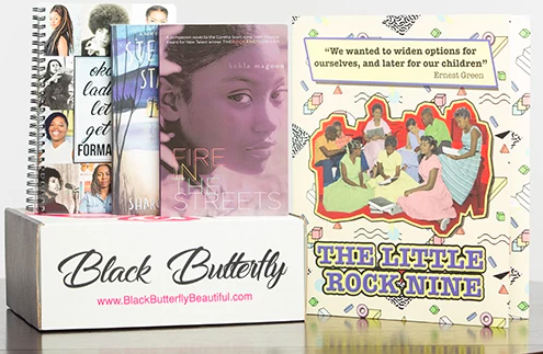 Butterfly Tweens Box Ages 8-12