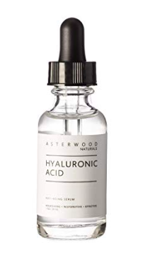 ASTERWOOD NATURALS Hyaluronic Acid Serum