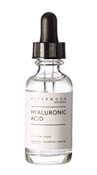 ASTERWOOD NATURALS Hyaluronic Acid Serum