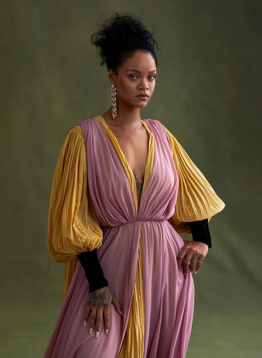Rihanna Vogue November 2019